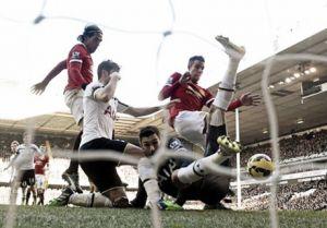 0-0 a White Hart Lane: ma è il Manchester a recriminare