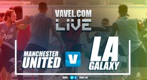 Rashford impresses as United kick-off pre-season with convincing win over lacklustre LA Galaxy