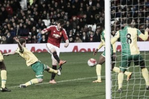Manchester United u21 7-0 Norwich u21: Keane nets five in youth rout