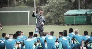 Mancini define Catarinense como prioridade e altera Chape para enfrentar o Joinville