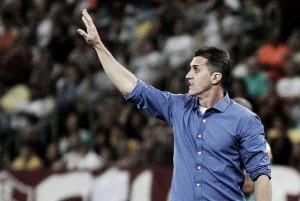"""Apesar do empate, Vagner Mancini elogia postura da Chape: """"Vi um time determinado"""""""