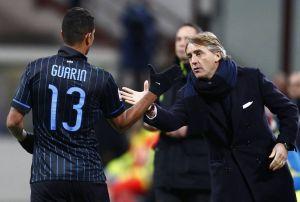 """Mancini: """"La partita di domani è importante, non si può sbagliare"""""""