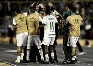 """Mancini elogia Chapecoense em estreia da Libertadores: """"Fizemos ótima leitura"""""""