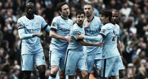 Manchester City 2-0 West Ham: City bounce back from derby defeat with convincing win