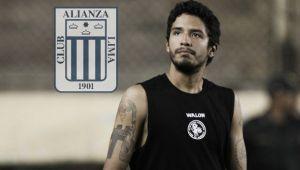 """Reimond Manco: """"Volveré a ganarme el cariño del hincha de Alianza"""""""