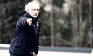"""Genoa, Mandorlini carica: """"Voglio una squadra con orgoglio e personalità"""""""