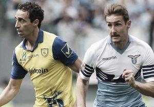 Lazio tropeça no Chievo Verona, mas segue na vice-liderança