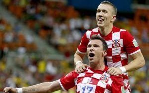Saúl y Mandzukic golean con las selecciones
