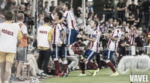 Mandzukic consuma la venganza del campeón de España