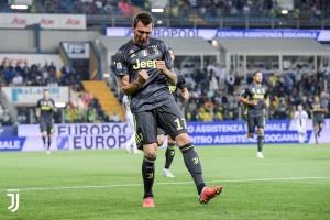 Juventus, se segna Mandzukic la vittoria è assicurata