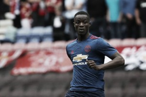 United Trio praise Eric Bailly's form following an excellent start