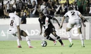 """Após poucas oportunidades, Manga celebra primeiro gol pelo Vasco: """"Espero continuar fazendo coisas boas"""""""