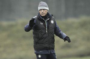 """Mancini: """"Ripartiamo dal gioco espresso a Roma, evitando tutti gli errori. Miglioreremo in fretta"""""""