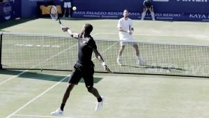 Em Antalya, Mannarino bate Monfils e busca primeiro título nível ATP da carreira