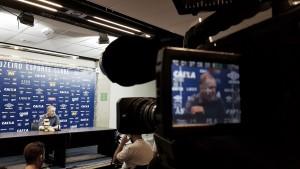"""Mano destaca brilhantismo do Cruzeiro sobre Patrocinense: """"Ampla superioridade"""""""