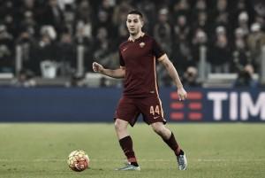 """Roma, Manolas: """"Dobbiamo provare a fare ancora meglio nel girone di ritorno"""""""