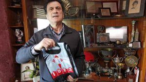 Momentos Granada - Celta: la lealtad del gran capitán