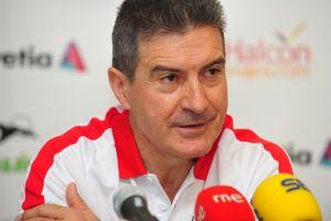 """Manolo Cadenas: """"Si jugamos como hoy podemos tener problemas"""""""