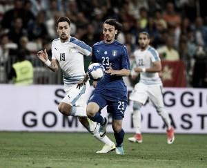 Manolo Gabbiadini apunta alto con el Southampton e Italia