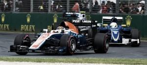El punto de Manor pone en jaque a Sauber