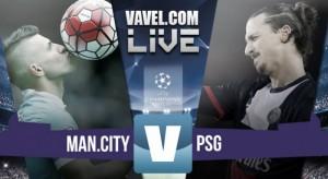 Manchester City - Paris Saint-Germain, Champions League 2015/16 (1-0): decide De Bruyne