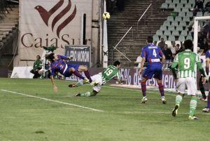 Real Betis - Levante: puntuaciones Betis, jornada 11