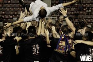 """Análisis del entrenador del F. C. Barcelona """"B"""": Gerard"""