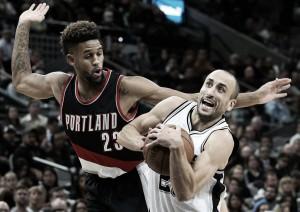 Nba, Ginobili sveglia gli Spurs contro Portland (93-80)