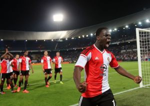 Feyenoord 2-1 Heracles Almelo: Manu brace too much for struggling Heracles