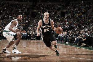 Nba, gli Spurs vincono a Boston (87-95) nel giorno del trio Duncan-Ginobili-Parker