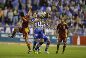 El Deportivo Alaves consigue un punto que sabe a poco