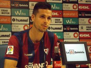 """Manu del Moral: """"Quiero ser importante para el equipo"""""""