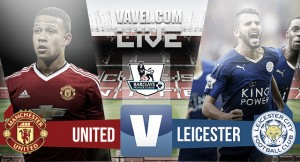 En vivo: Manchester United vs Leicester City online en Premier League 2016