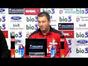 """Manolo Díaz """"Si ganamos vamos a dar un paso muy importante"""""""
