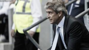 """Pellegrini: """"Eran tres puntos muy importantes, ha sido un partido duro"""""""