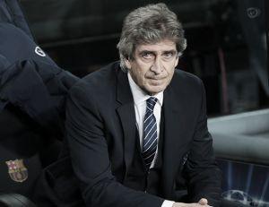 "Pellegrini: ""Perdimos contra un equipo mejor"""