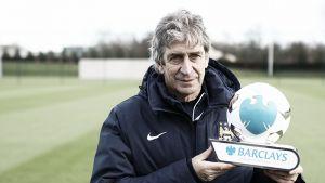 Manuel Pellegrini, mejor entrenador de la Premier League en diciembre
