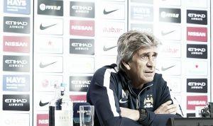 "Pellegrini: ""Nasri se pierde lo que resta de temporada"""
