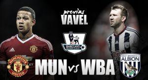 Manchester United - West Bromwich Albion: oportunidad de disipar dudas