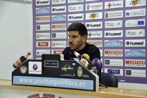 Manzano: ''Tenemos que ir a Sestao a sacar los tres puntos''