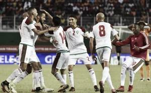 Marrocos vence Costa do Marfim e vai à Copa após 20 anos