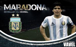 Diego Armando Maradona cumple 55 años