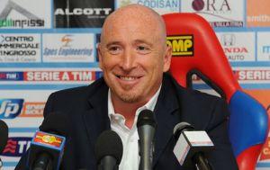 """Catania, Maran: """"La squadra ed io lavoriamo per compiere l'impresa"""""""