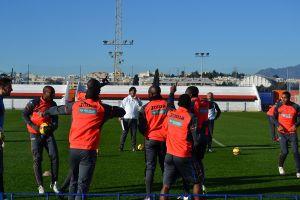 El Granada CF programa su segunda concentración en Marbella
