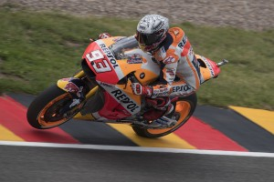 GP Germania, Sachsenring: Marquez il più rapido nella FP3