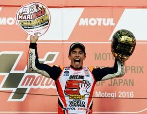 Marquez, il futuro è adesso