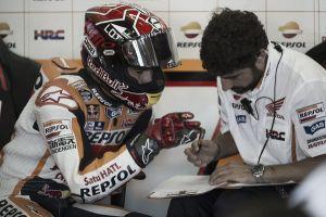 Misano: Marquez vince, Rossi quinto e Lorenzo cade
