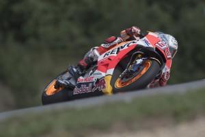 Brno, FP3 MotoGP: in testa la coppia Honda formata da Marquez e Pedrosa