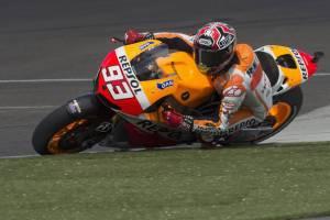 MotoGP, Marquez incontenibile: a Indianapolis vince lui. Vale quarto