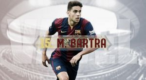 FC Barcelona 2014/15: Marc Bartra